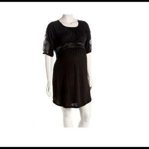 Maternity Little Black Dress